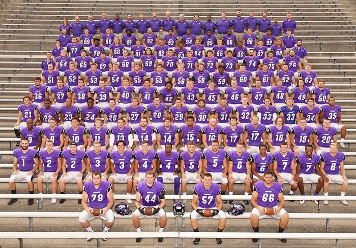 2017 Football Roster - University of Wisconsin-Whitewater