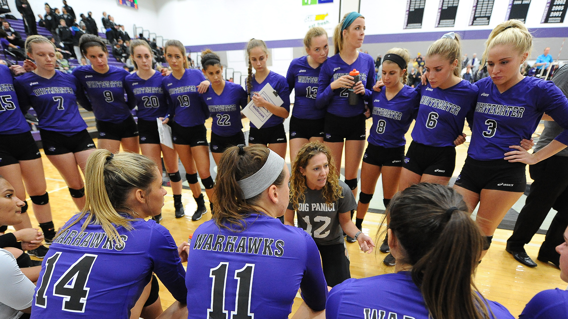 Volleyball Releases 2018 Schedule University Of Wisconsin Whitewater Athletics